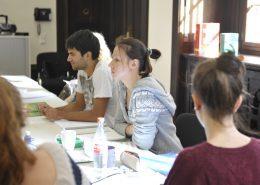 Teilnehmer im Deutsch Standardkurs 20