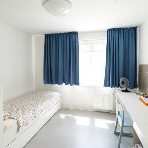 Doppel-Apartment im Studentenwohnheim