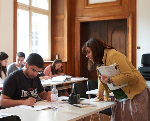 Vorbereitungskurs telc Deutsch B1