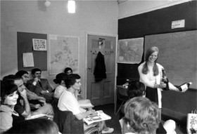 Unterricht von International House