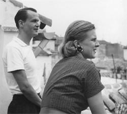 John und Brita Haycraft
