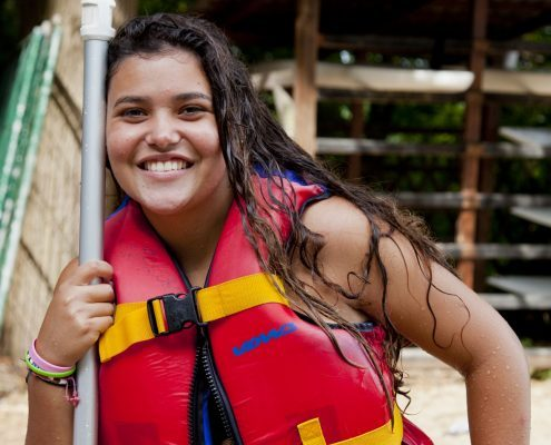 German course for juniors: Berlin Water Sports