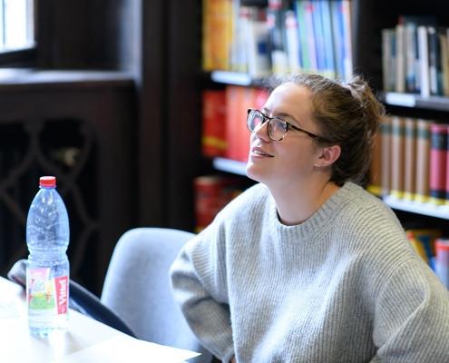 Studieren in Deutschland: Deutsch online fürs Studium B1-B2