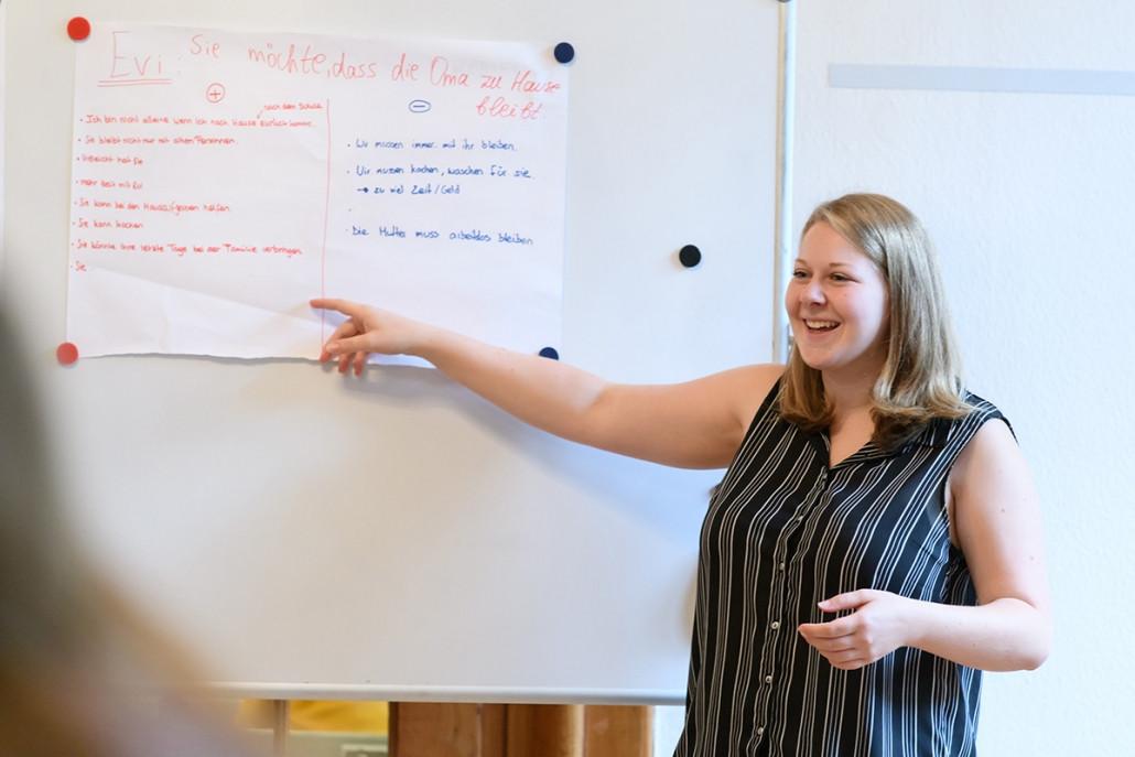Studieren in Deutschland - Studying in Germany preparation